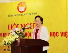 Hội Khuyến học Việt Nam tổ chức thành công Hội nghị Ban Chấp hành Trung ương Hội lần 5, khóa V