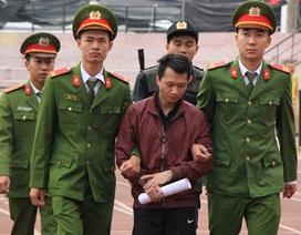 Vương Văn Hùng phản cung, phủ nhận việc hiếp dâm, sát hại nữ sinh giao gà