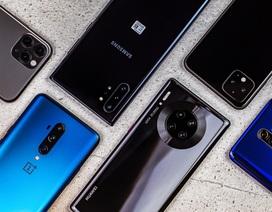 """Điểm lại """"những cái nhất"""" trên thị trường smartphone trong năm 2019"""