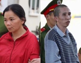 Nói lời sau cùng, vợ chồng Bùi Văn Công, Bùi Thị Kim Thu vẫn kêu oan