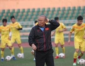 HLV Park Hang Seo và bài toán khó ở vòng loại World Cup
