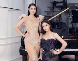 Hoa hậu Thế giới Megan Young đọ sắc cùng Lương Thùy Linh
