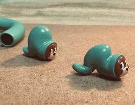 """""""Tom & Jerry"""" trong những tác phẩm hài hước của nghệ sĩ điêu khắc"""