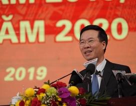 Trưởng Ban Tuyên giáo TƯ: Nâng cao vai trò lãnh đạo của Tổ chức Đảng trong cơ quan báo chí
