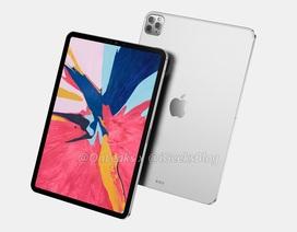 Lộ ảnh và video loạt iPad Pro 2020 với thiết kế cụm camera giống iPhone 11 Pro