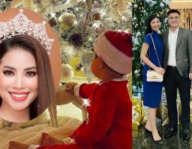 Hoa hậu Việt: Người bí mật sinh con, người âm thầm rục rịch cưới hỏi