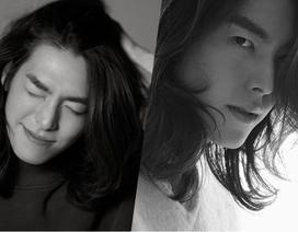 Bất ngờ với hình ảnh lãng tử của tài tử bị ung thư Kim Woo Bin