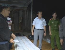 """Khám xét nhà dân, phát hiện số lượng thuốc lá lậu """"khủng"""" nhất tại Đắk Lắk"""