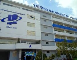 Trường ĐH Mở TPHCM thêm phương thức tuyển sinh mới trong năm 2020