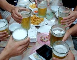 Tuyệt đối không sử dụng đồ uống có cồn trong giờ làm việc