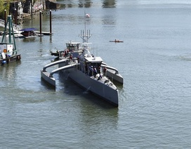 """Mỹ thành lập """"Hạm đội ma"""" đối phó Trung Quốc"""