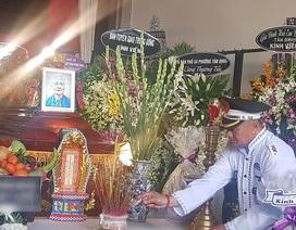 Tiễn biệt nhạc sĩ Nguyễn Văn Tý về nơi an nghỉ cuối cùng