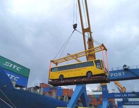 Thaco xuất khẩu ô tô thương hiệu Việt đầu tiên  sang Philippines