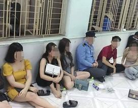 25 người dương tính với ma túy trong quán karaoke