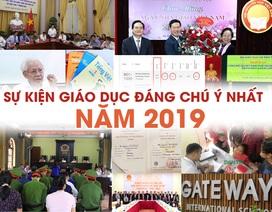 10 sự kiện giáo dục đáng chú ý nhất năm  2019