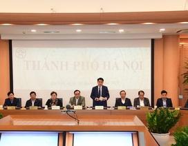 """Chủ tịch Hà Nội """"điểm mặt"""" những thách thức trong quá trình phát triển Thủ đô"""