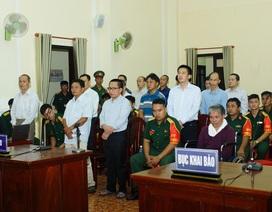Đại tá quân đội sản xuất xăng giả bị đề nghị 11 năm tù