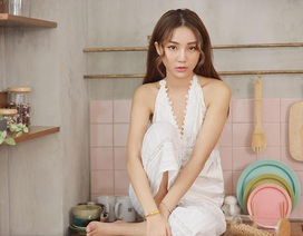 """Hot girl Hưng Yên: """"Cả năm đi làm, Tết về dọn nhà là vui nhất"""""""