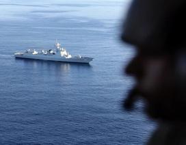 Iran dọa bắn máy bay do thám cuộc tập trận với Nga và Trung Quốc