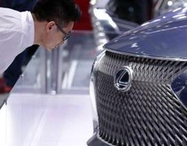 """Toyota bị Trung Quốc phạt 87,6 triệu NDT vì """"áp giá"""" cho Lexus"""