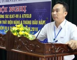 Khởi tố Phó Giám đốc điện lực Hà Tĩnh liên quan vụ điện giật 4 công nhân tử vong