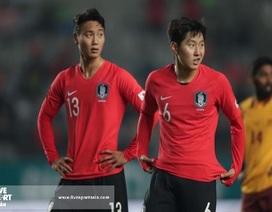 U23 Hàn Quốc chính thức mất hai ngôi sao thi đấu châu Âu