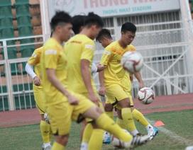 Các ngôi sao U23 Việt Nam hồi phục chấn thương, thầy Park bớt âu lo
