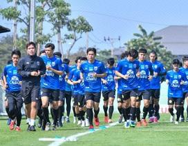 U23 Thái Lan chính thức chốt danh sách dự giải U23 châu Á 2020