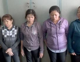 """Bắt băng """"nữ quái"""" chuyên trộm cắp tại các bệnh viện ở TPHCM"""