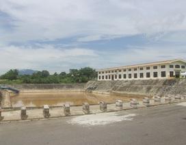 Đà Nẵng được điều chỉnh vận hành thủy điện ở Quảng Nam khi sông nhiễm mặn