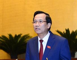 Bộ trưởng Đào Ngọc Dung: Nếu không khéo, chúng ta sẽ mất nhân lực ồ ạt