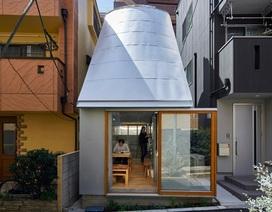 """Ngôi nhà tí hon """"siêu nhỏ"""" ở Nhật Bản, gây ngỡ ngàng với sự tiện nghi bên trong"""