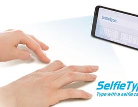 Samsung sẽ trình diễn công nghệ bàn phím ảo cực độc cho smartphone tại CES 2020