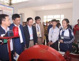 Nghệ An: Gần 80 dự án đạt giải Khoa học kĩ thuật cấp tỉnh năm học 2019-2020