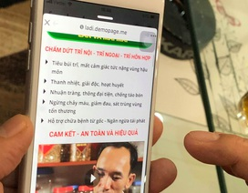 Cục trưởng Cục thực phẩm: 99% quảng cáo thực phẩm chức năng trên mạng xã hội là sai sự thật
