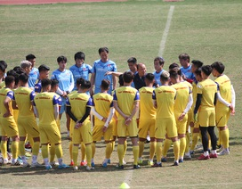 """U23 Việt Nam - U23 Bahrain: Cuộc """"thử lửa"""" quan trọng"""