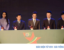 VOV chính thức phát sóng Kênh truyền hình chuyên biệt Văn hoá - Du lịch
