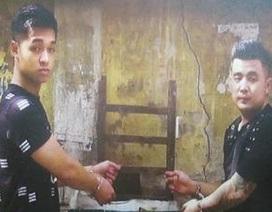 """Công an TP Hà Nội:Liên tiếp triệt phá nhiều băng cướp """"dị"""""""