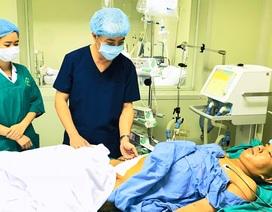 Thanh Hoá: Thực hiện thành công ca ghép thận đầu tiên từ người cho chết não