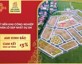 Mở bán đợt cuối đất nền Khu đô thị Hải Quân Tam Giang