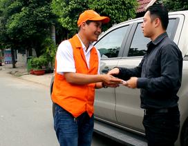 """Dân Hà Nội """"đỏ mắt"""" tìm dịch vụ thuê người lái xe về sau cuộc nhậu say"""