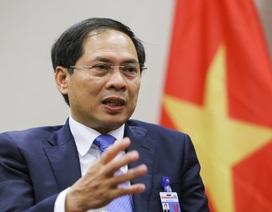 """Thứ trưởng Ngoại giao Bùi Thanh Sơn: """"ASEAN có vững thì Việt Nam mới mạnh"""""""