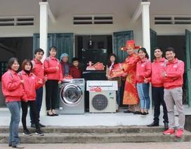 Home Credit mang Tết sung túc đến nhiều gia đình Việt