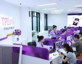 TPBank báo lãi gần 3.900 tỷ đồng lợi nhuận trước thuế, tăng 71% so với năm trước