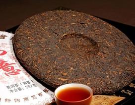 Loại trà Trung Quốc đấu giá 25 tỷ đồng, dân giàu Việt mua thưởng Tết