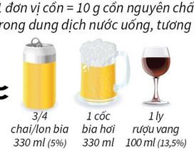 Giám đốc bệnh viện K: Uống ít rượu để ngăn ngừa ung thư gan