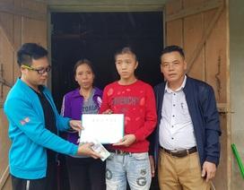 Bạn đọc giúp đỡ người mẹ nghèo đơn thân nuôi con thoi thóp trên trường bệnh