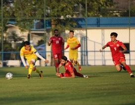 HLV Park Hang Seo nhắc nhở hàng thủ U23 Việt Nam sau trận thua Bahrain