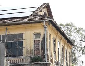 Biệt thự cổ tại TPHCM còn nguyên vẹn nhưng trên văn bản là khu đất trống