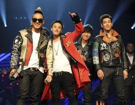 Fan hào hứng khi Bigbang chính thức tái xuất vào tháng 4 tới